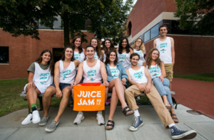University Union works on organizing Juice Jam five months before it's even held. The group is responsible for choosing the artists who perform based on feedback from Syracuse University students.
