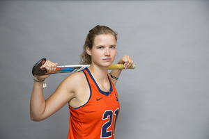 Lagerweij, a senior, rests at the core of an SU defense that has not yet allowed a goal this season.